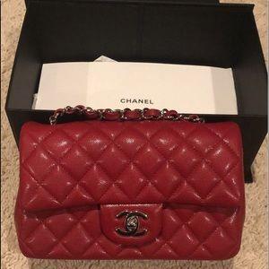 Chanel Mini Rectangular Crossbody Bag